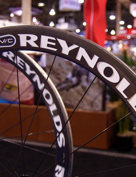 Reynolds revamps its DV 46 range to make them substantially lighter than the '08 versions.