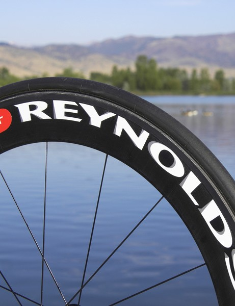 According to Reynolds, the rim profile  uses NACA-developed airfoil shapes.