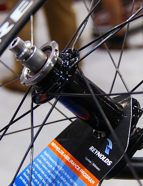 As always, Reynolds offers its wheels with a wide range of hub options that include track…