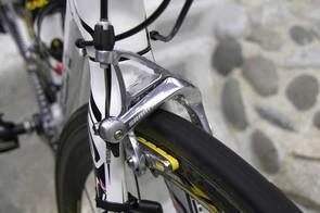 … and brake calipers…