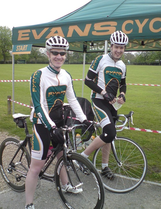 The Ride It! events include both road and off-road routes.