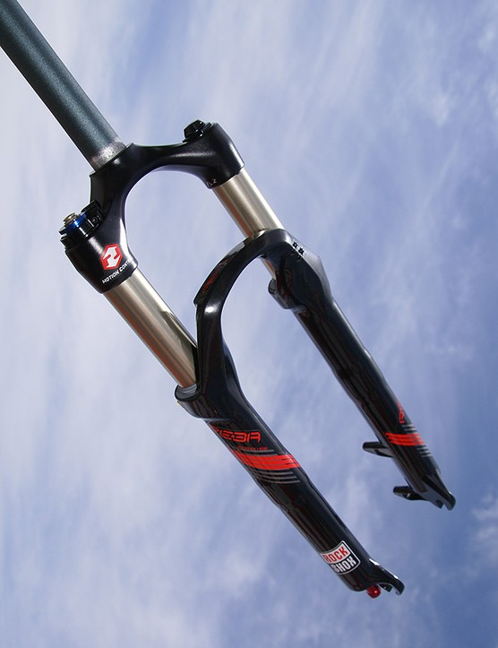 RockShox has wholly revamped the popular Reba for 2009.