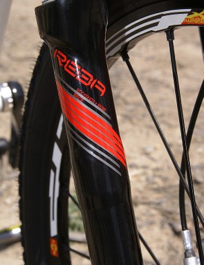 The new cast magnesium lower legs feature the same Power Bulge reinforcements as the new SID