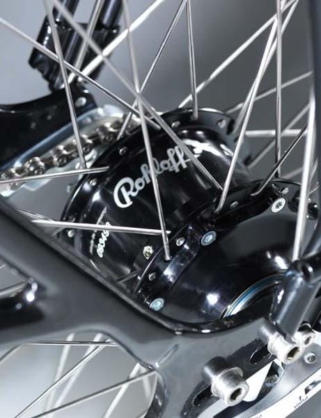 Seat clamp clutch