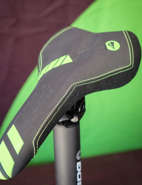 SDG's I-Fly saddle has been redesigned for 2016. The $90 I-Fly 2.0 has a cutout called the
