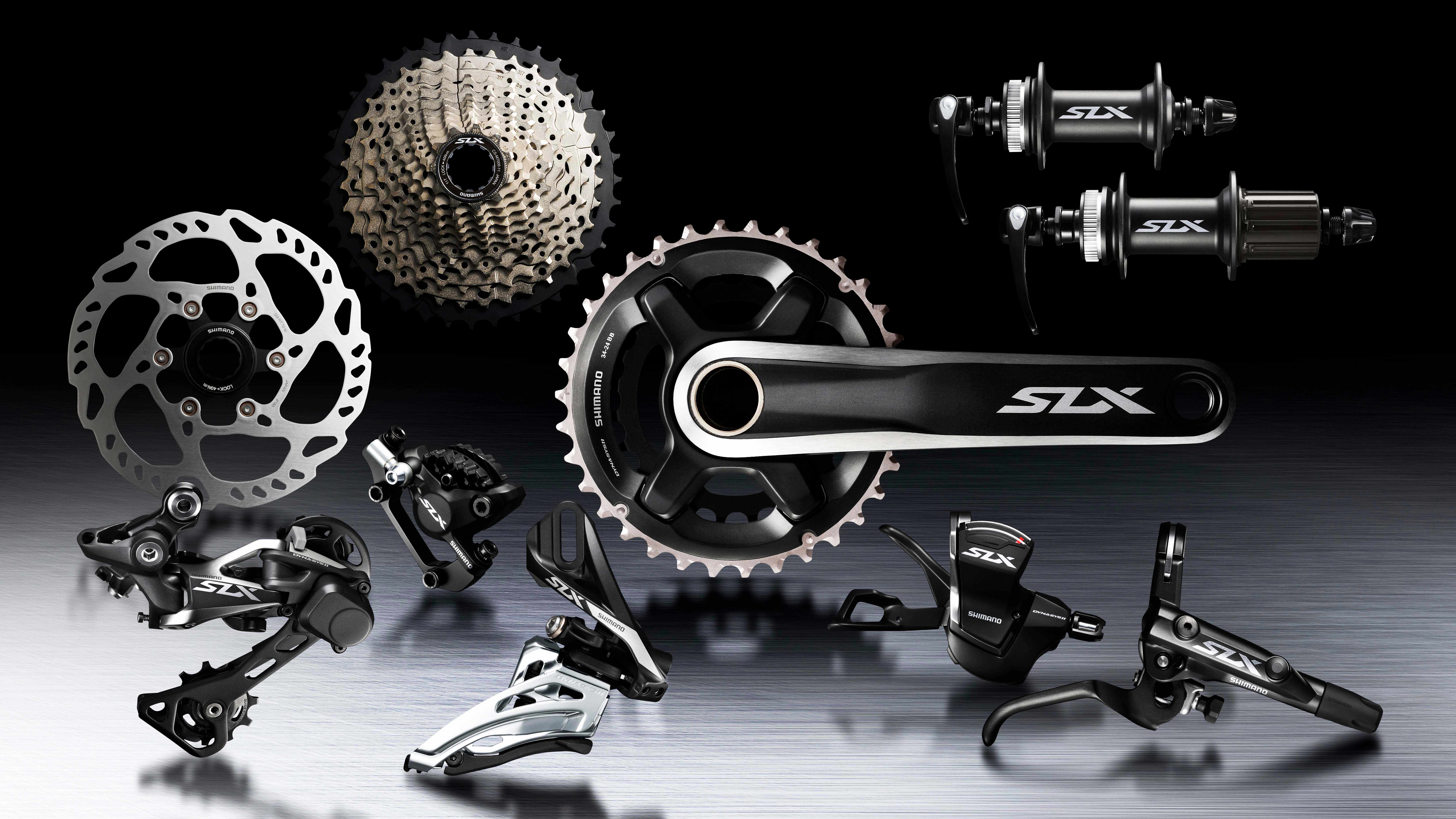 SLX has always been a bang-for-buck winner and this new group should reinforce that