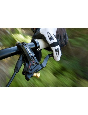 The new levers feel great in your hands…