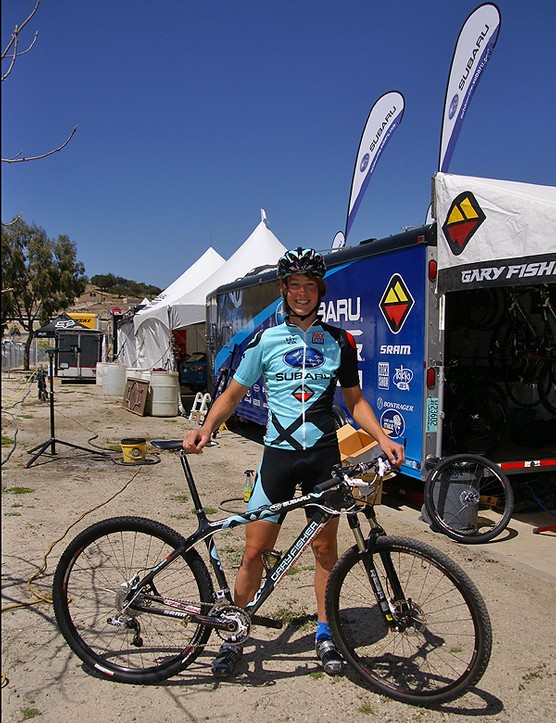 Sam Schultz has already achieved a lot in his short cycling career but his star is still rising…