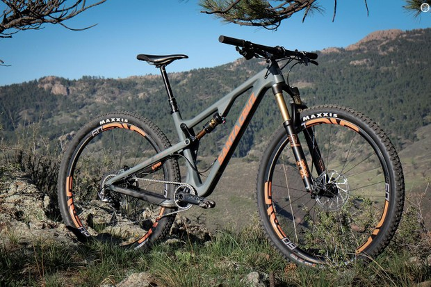 The Tallboy has been transformed from cross-country racer to short-travel trail bike