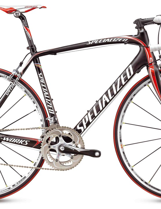 Specialized Tarmac SL2.