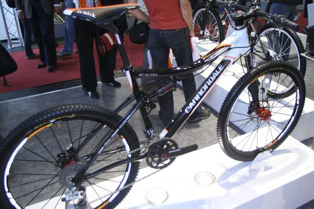 The latest Cannondale Scalpel