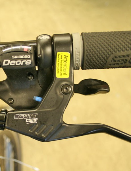 Deore Shifters
