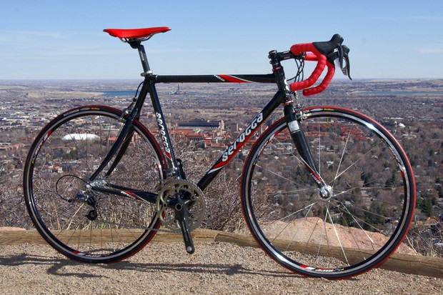 The Serotta HSG Carbon maintains the company's reputation for quality and attention to detail and is arguably its best race machine yet.