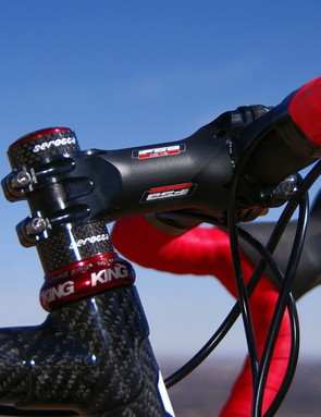 Carbon stems may be sexier  than the FSA OS-115 but few are lighter.