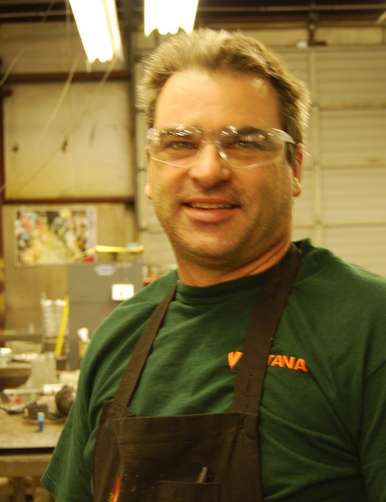 Sherwood Gibson, co-founder and owner of Ventana