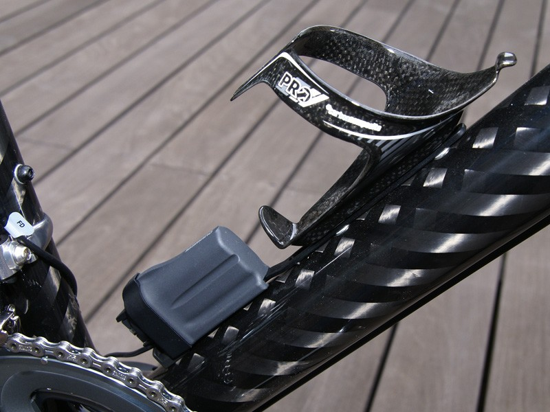 This will be a more common sight if Shimano gets its way.