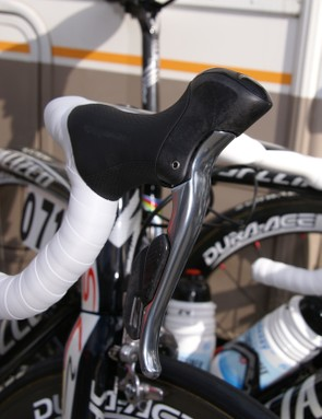 We've spotted prototypes of Shimano's upcoming Dura-Ace gear but how close is this to reality?