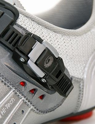 The new Caliper buckle is easier to adjust on the fly and release than the Ultra SL.