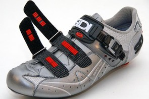 Sidi's High Security Strap inserts carry on for another season and continue to work well