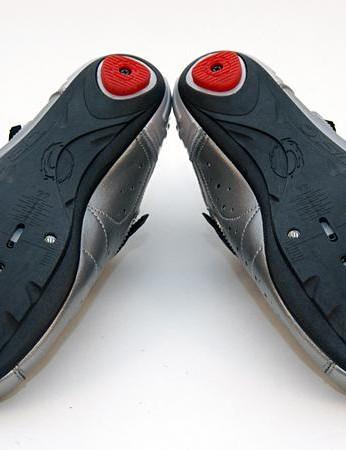 The Carbon Composite sole isn't a true carbon fibre sole but is still very rigid.