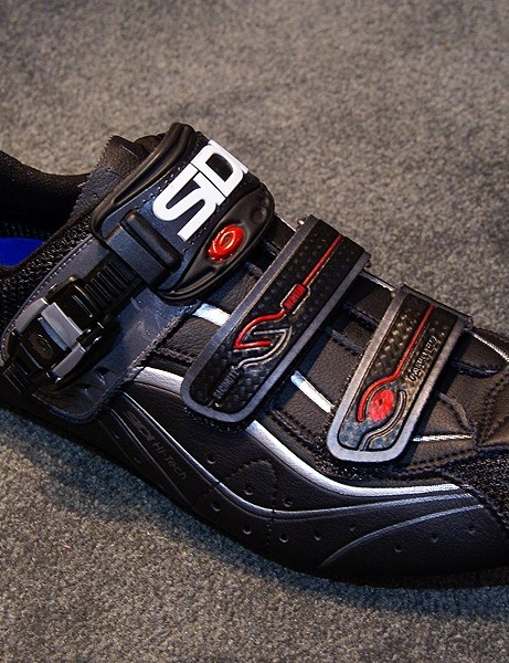 Sidi adds a wider Mega variant for its Genius 6.6 for 2009.