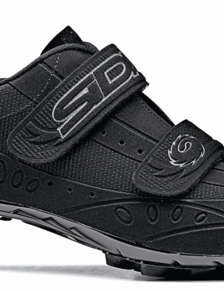 The new Sidi MTB Indoor spinning shoe for men.