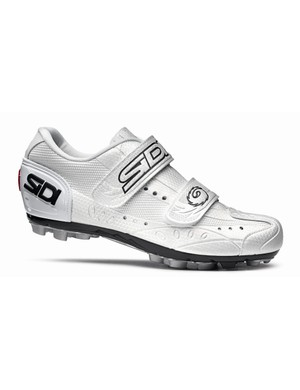 The new Sidi MTB Indoor spinning shoe for women.