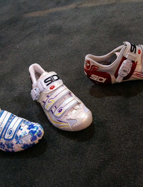 The Sidi women's line looks to be among the most eye-catching around.
