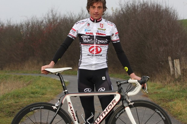 A reinvigorated Patrik Sinkewitz, ready for 2009.