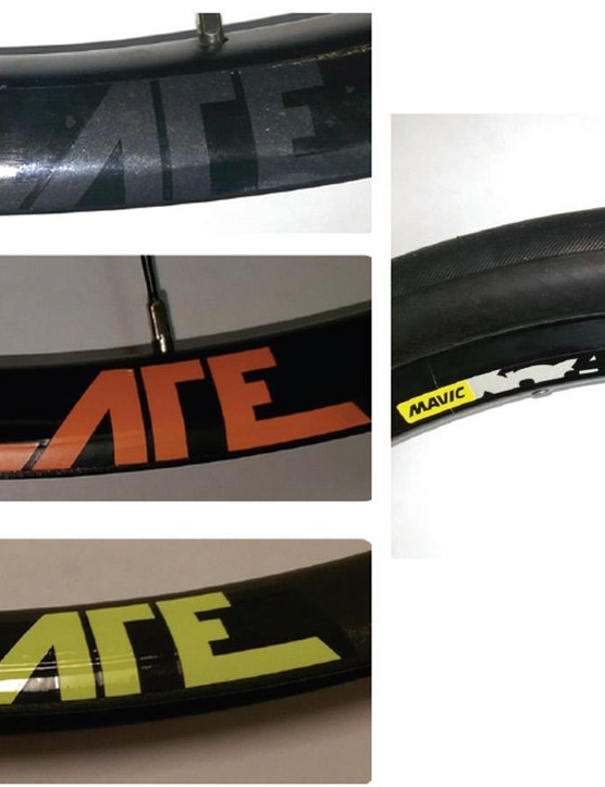 Cannondale is offering to replace the stock wheelsets on the 2016 Slates with tubeless-compatible wheelsets