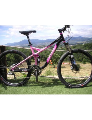 Specialized Saphire FSR Comp