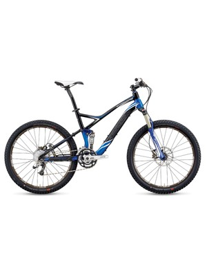 Somebody's winning bid for this 2009 Specialized Stumpjumper FSR Pro Carbon bike was less than its US$5,500 retail value.