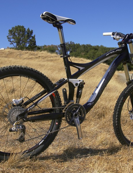 The 2009 Enduro SL platform is essentially unchanged for 2009.