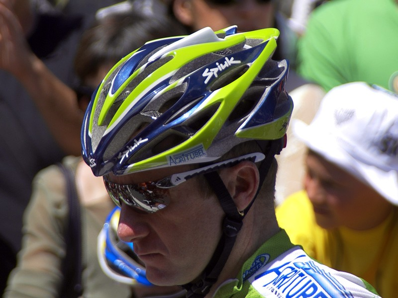 Spiuk debuted a new top-end helmet called the Daggon.