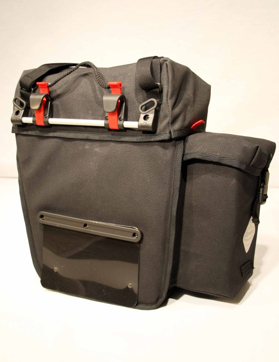 Back view of the new Super C rear pannier