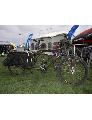 Surly's Big Dummy is ready to haul serious loads…