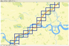 The handy journey planner can plot routes all across the capital