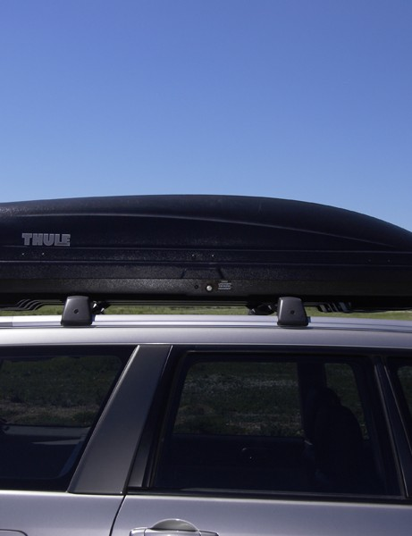 The length of the Ascent 1600 is designed to complement smaller wagons and SUVs but other sizes are available.