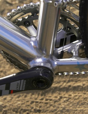 Cannondale has championed the BB30 system for years but it is only now gaining more widespread attention from other manufacturers