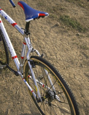 The wishbone rear end delivers tons of mud clearance when the weather turns sour