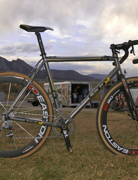 Todd Wells is finding continued success during this year's USGP series aboard his GT GTR Type CX