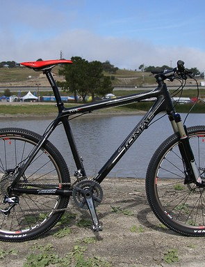 Tomac Bicycles adds to the hardtail revival with its new carbon fibre Type X.