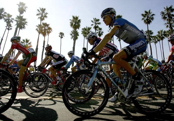 The proposed Tour of America is scheduled to finish in California