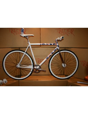 Traitor Cycle's PBR fixie, naturally.