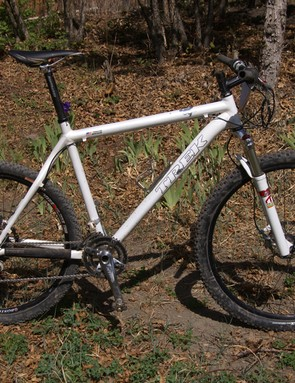 Travis Brown has long been a proponent of the 69er concept and convinced Trek to adopt the idea for production.