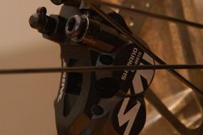 Trek Session 88 FR caliper.