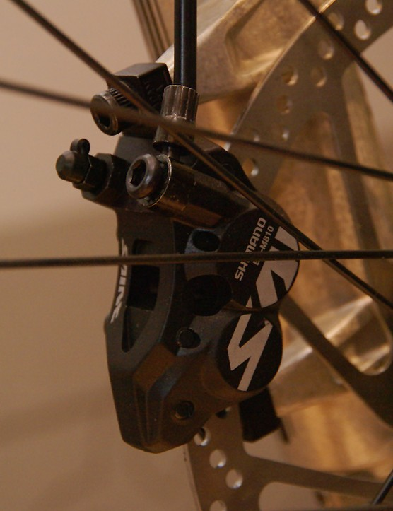 Trek Session 88 FR caliper.