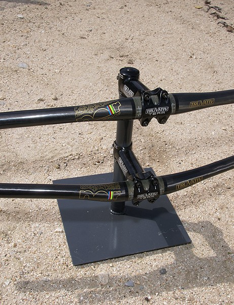 2009 will see 18 new bars from Truvativ including the carbon fibre Noir cross-country range.