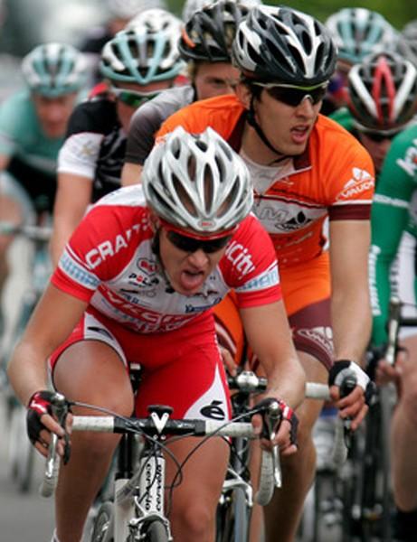 The elite riders go for it in Vätternrundan