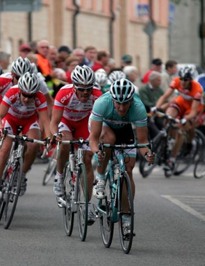 More action from the elite race